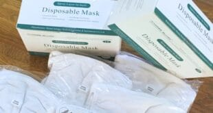 Library Mask Distribution