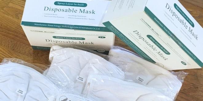 Library Mask Distribution