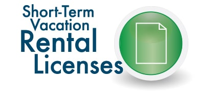 Apply online for Short-Term Vacation Rental Licenses