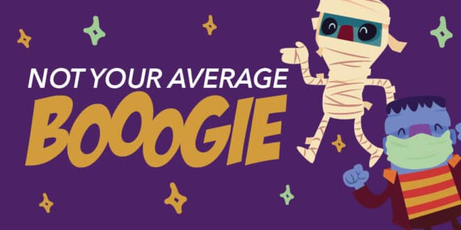 Not Your Average Booogie