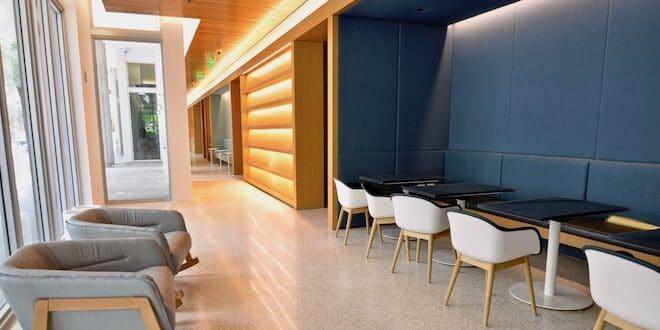 Gateway Center Interior