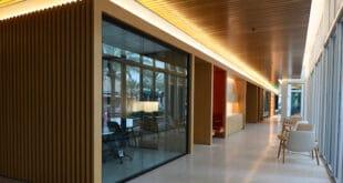 Interior at Gateway Center