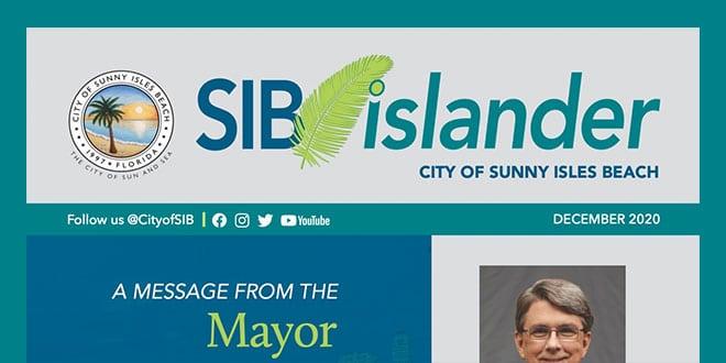 SIBislander Monthly Newsletter - December 2020