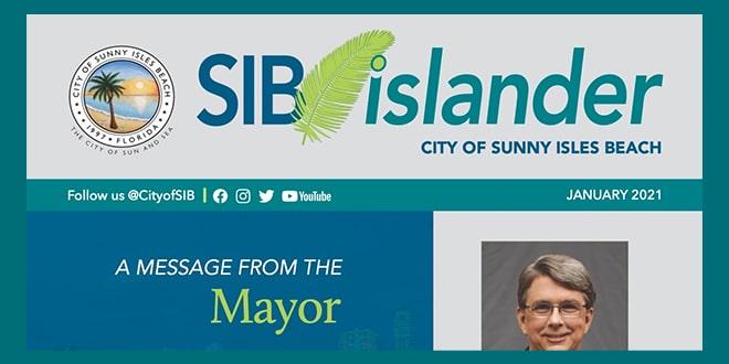 SIBislander Monthly Newsletter - January 2021
