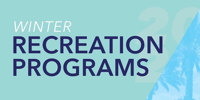 Winter Recreation Programs