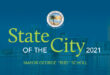 "State of the City 2021 Mayor George ""Bud"" Scholl"