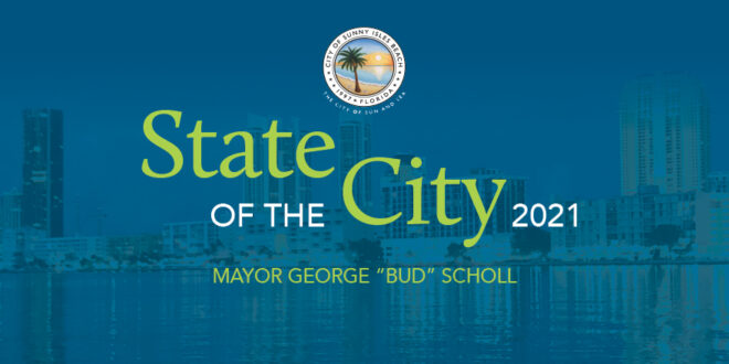 State of the City 2021 Mayor George