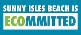 Sunny Isles Beach is ECOMMITTED