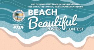 Beach Beautiful Poster Contest