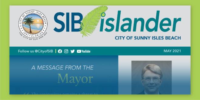 SIB Islander Monthly Newsletter - May 2021