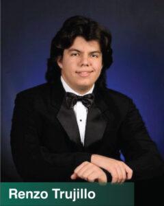 Renzo Trujillo - 2021 College Scholarship winner
