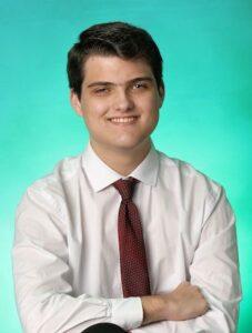 Nolan Mast - Graduating Senior