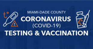 Miami-Dade County COVID-19 Testing and Vaccination
