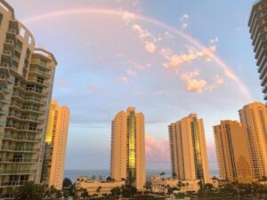 "September - Nathalia Oliveira ""Rainbow Glow"""