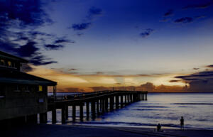 "October - Jimmy Baikovicius ""Painted Sky"""